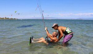 Kitesurf en sardaigne | Kitesurf Cagliari