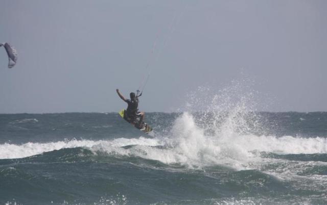 Kitesurfing Costa Rei Sardinia