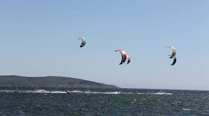 Kitesurfing Sardinia - Kiteschool and Kite spots in Southern Sardinia