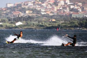 Kitesurfing Sardinia - KiteGeneration Kiteschool