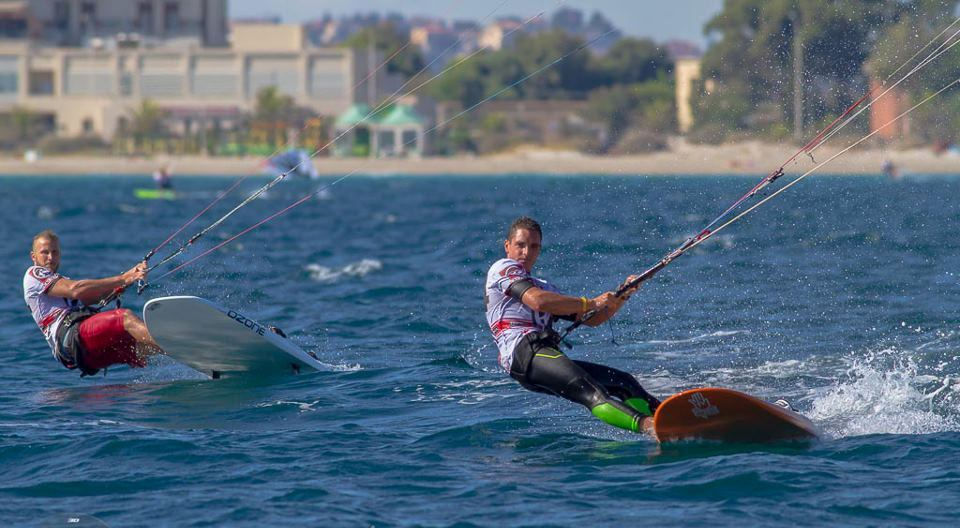 2014 Formula Kite Youth and Master World Championships in Cagliari, Sardinia