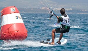 Kiteboard Hydrofoil and Race lessons in Sardinia
