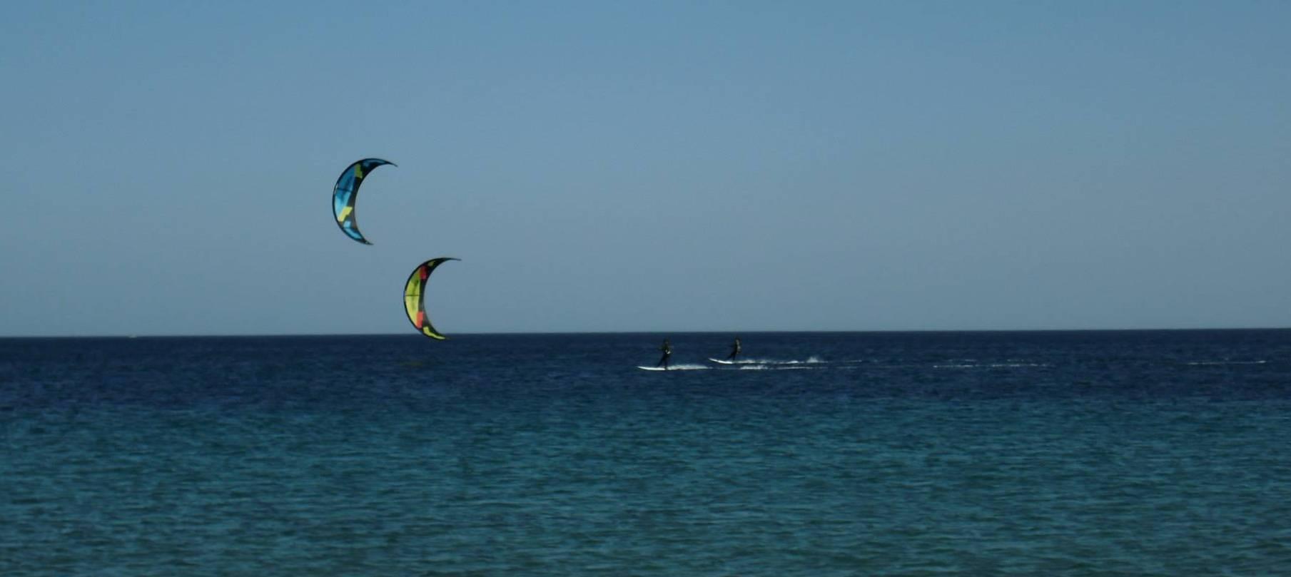 Kitesurfing Quartu Sant'Elena | Kiteboard Race Sardinia