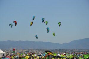 Kitesurfing Sardinia
