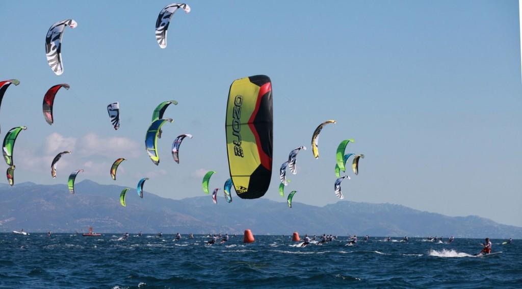 Kite Racing World Champioshio 2014 Cagliari