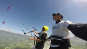 Kitesurfing Sardinia: Private Kite Lessons