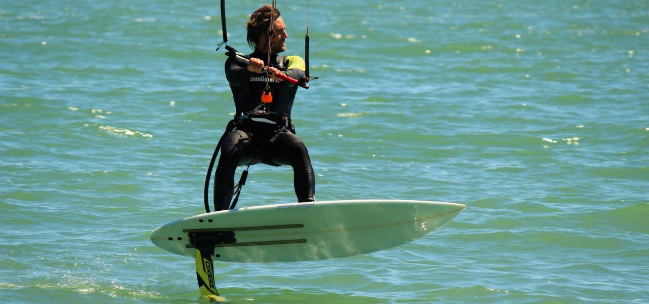 hydro foil kite board | hydrofoil kiteboard