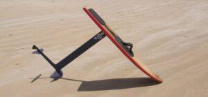 hydro foil kite board | hydrofoil kiteboard  in Sardinia
