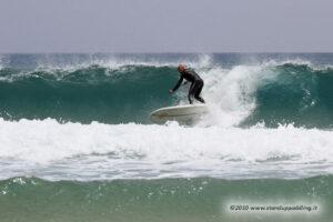SUP Chia Sardinia - Surf Sup Lessons