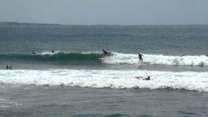 Surfing in Sardinia: Poetto, Cagliari, Villasimius, Chia.