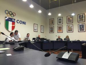 International Kiteboarding general meeting Rome Italy