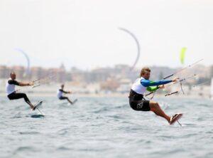 Kite Foil Gold Cup 2016 Gizzeria Italia