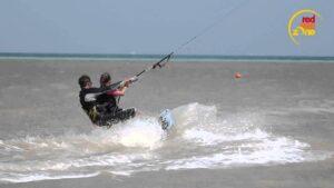 Tandem Kitesurfing in Cagliari Sardinia