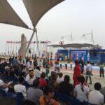 2016 formula kite worlds in China day 1 10-09-2016