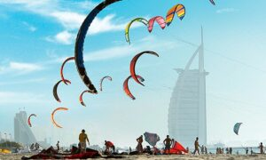 Kitesurfing Dubai