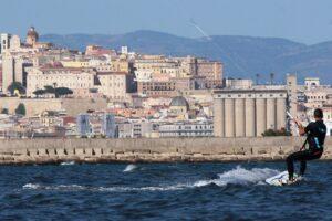 Giorgino Kite Beach Cagliari