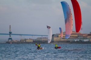 Extreme San Diego Foil Kiteboarding Invitational San Diego