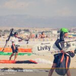 Kite Foil Worlds 2017 in Cagliari, Sardinia