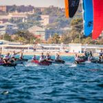 Kite Foil in Cagliari, Sardinia: Kite Foil World Championships 2017