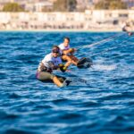 Kite Foil World Champioship 2017 in Cagliari, Sardinia