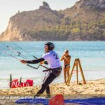 Kite Foil Worlds 2017 at Poetto Beach in Cagliari, Sardinia