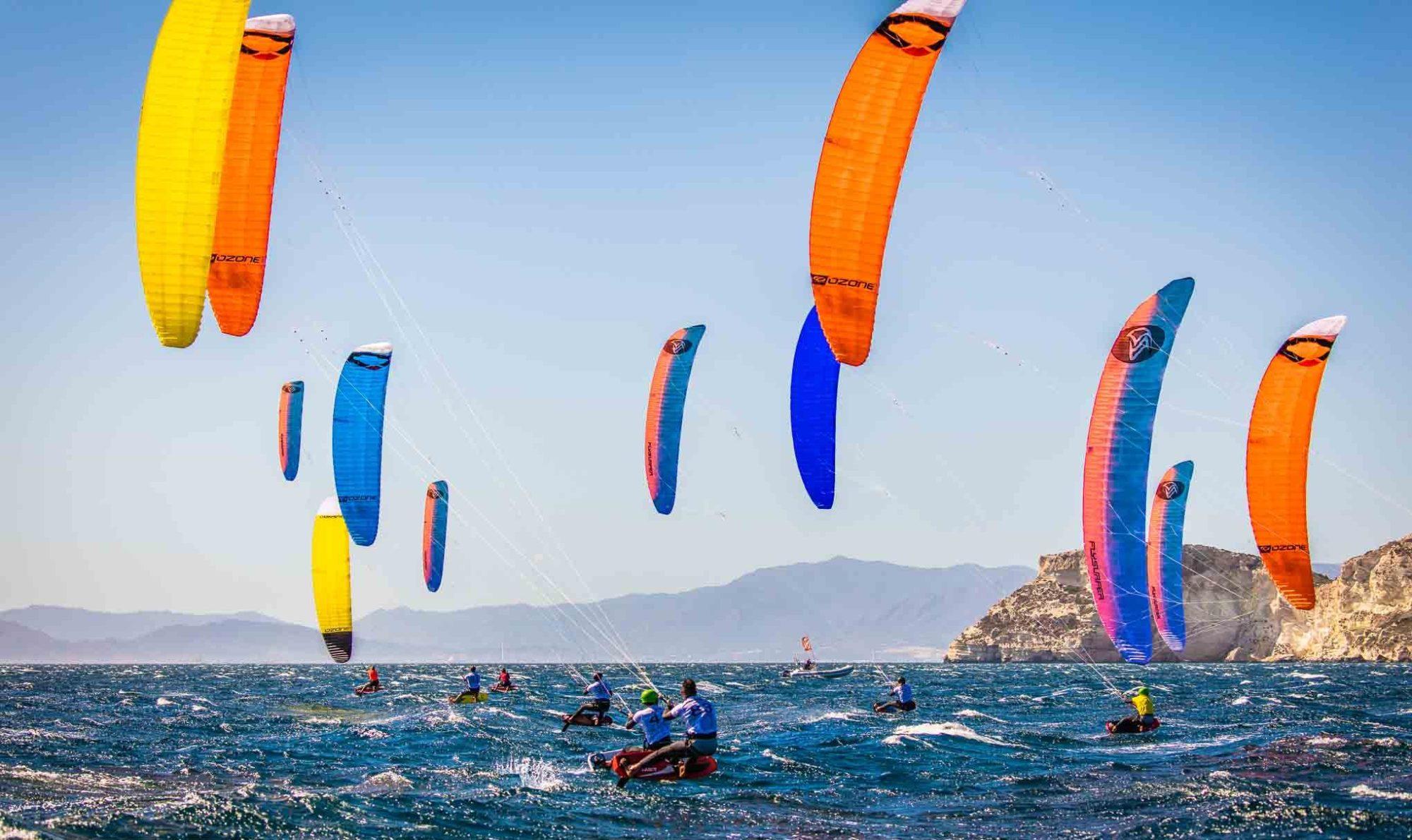 Sardinia Kitesurfing Spots: Cagliari, Punta Trettu< Villasimius, Chia, Porto Botte, Porto Pollo, San teodoro, Badesi: Discover the best kite beaches in Sardinia