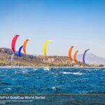 Kite Foil Worlds 2017, Cagliari, Sardinia