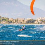 Kitesurf Worlda 2017 in Cagliari, Sardinia
