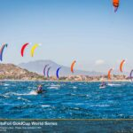 Kitesurf World Champioships 2017 in Cagliari, Sardinia