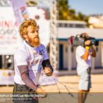 Kite Foil World Champioship 2017 at Poetto Bwach in Cagliari, Sardinia