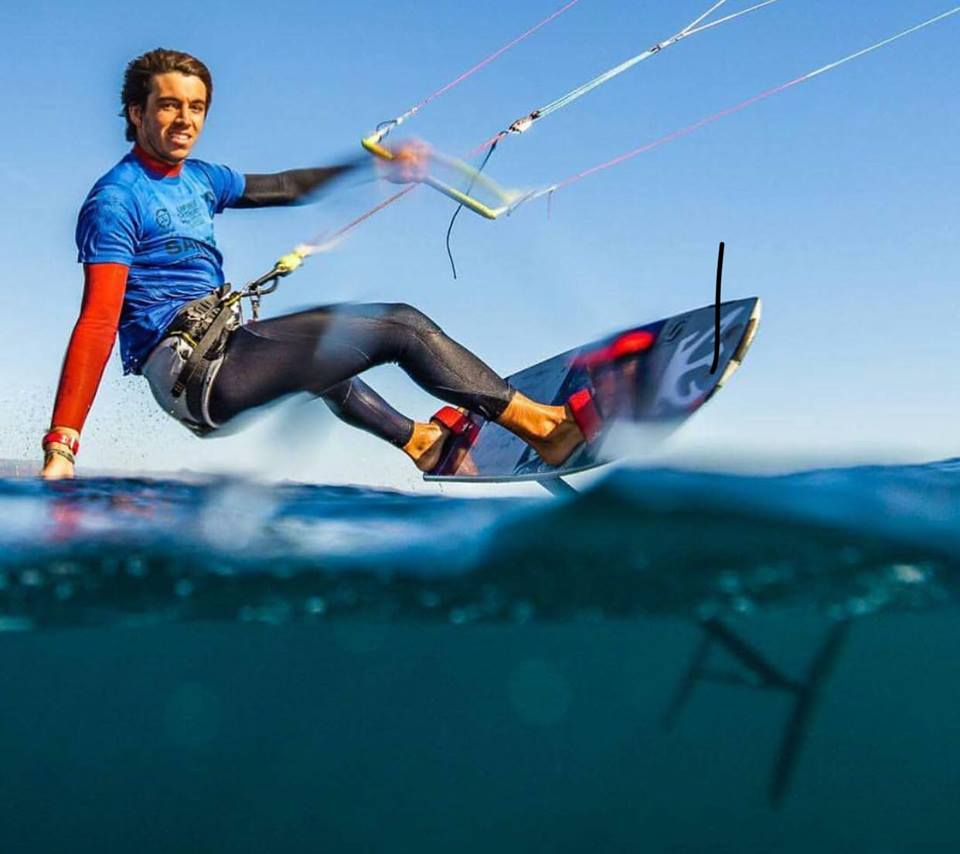 San Diego Axel Mazella to the Extreme San Diego Foil Kiteboarding Invitational