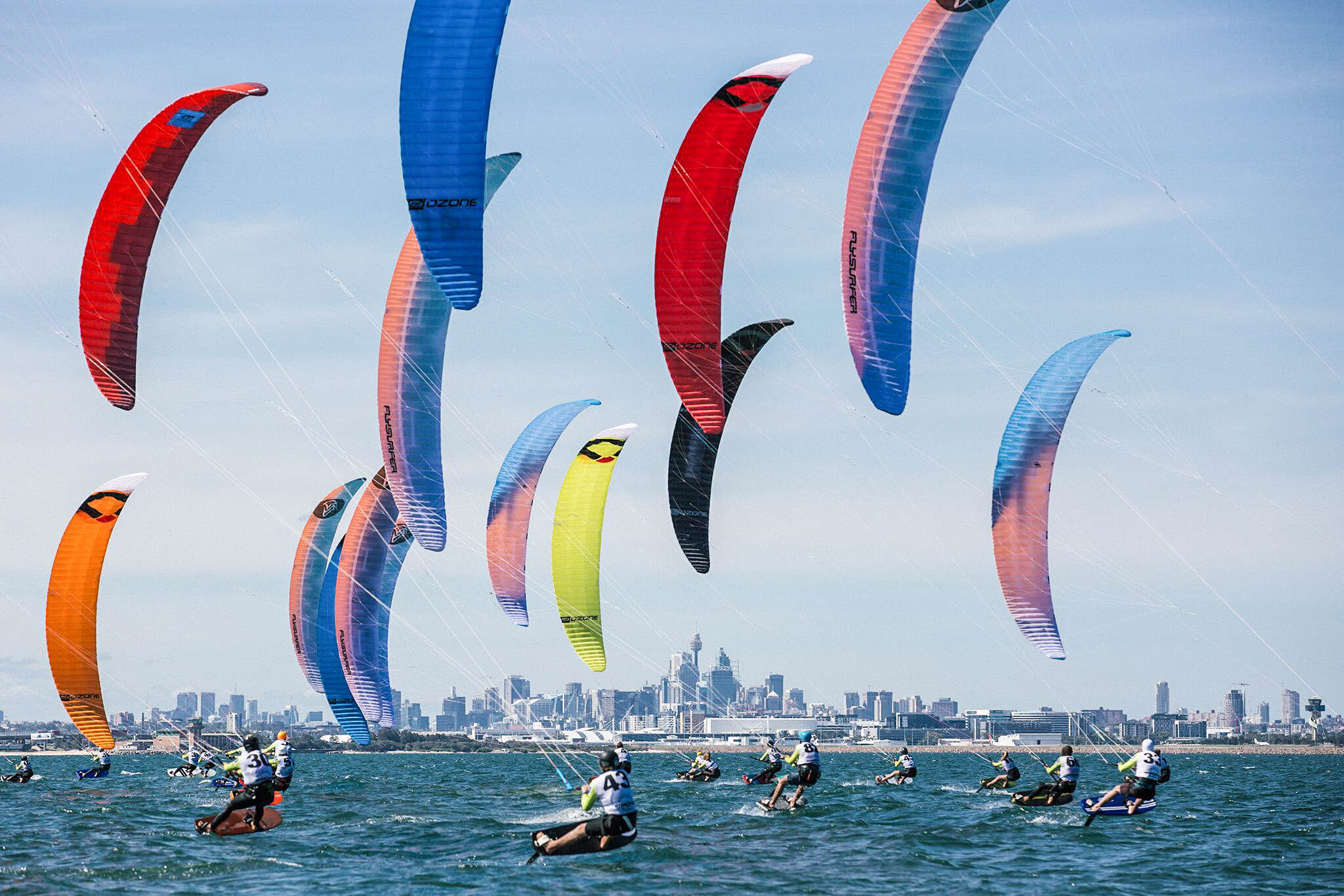 Kite Regatta, Australia