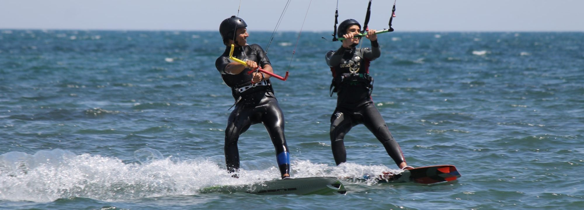 Best Place to Learn to Kite - Review of Kiteboarding ...