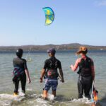 Kitesurf Team Building