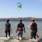 Kitesurf Team Building