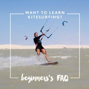 Kitesurf Beginners FAQ